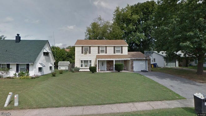 This Google Street View image shows the approximate location of 28 Plumtree Lane in Willingboro. The property at this address changed hands in December 2019, when new owner bought the property for $157,500.