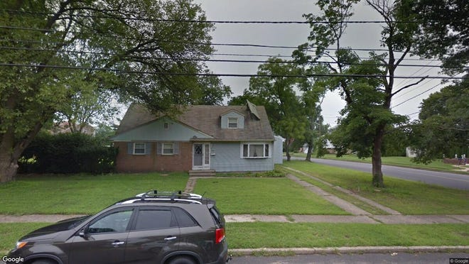 This Google Street View image shows the approximate location of 2104 Chestnut Hill Drive in Cinnaminson. The property at this address changed hands in January 2020, when new owners bought the property for $250,000.