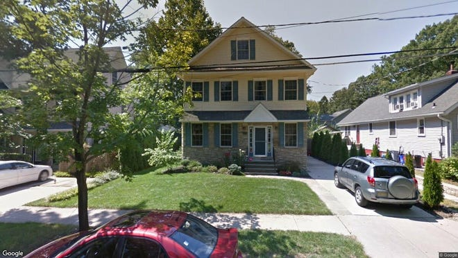 This Google Street View image shows the approximate location of 412 Spruce St. in Haddonfield. The property at this address changed hands in December 2019, when new owners bought the property for $665,000.