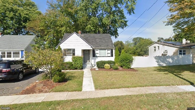 This Google Street View image shows the approximate location of 46 State Ave. W. in Lindenwold. The property at this address changed hands in November 2019, when new owners bought the property for $139,000.
