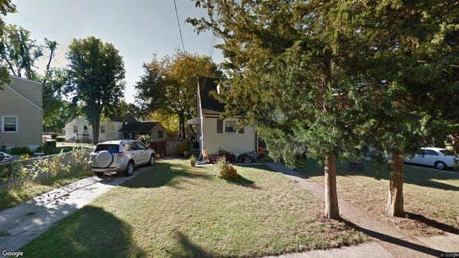 This Google Street View image shows the approximate location of 2102 Winthrop Ave. in Lindenwold. The property at this address changed hands in December 2019, when new owner bought the property for $66,981.
