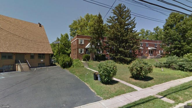 This Google Street View image shows the approximate location of 73 S. Evergreen Ave. in Woodbury City. The property at this address changed hands in December 2019, when new owner bought the property for $101,000.