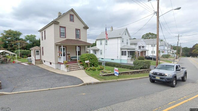 This Google Street View image shows the approximate location of 5 N. St. in Netcong. The property at this address changed hands in January 2020, when new owners bought the property for $217,000.