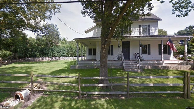 This Google Street View image shows the approximate location of 26 Old Ledgewood Road in Mount Olive. The property at this address changed hands in February 2020, when new owner bought the property for $340,000.