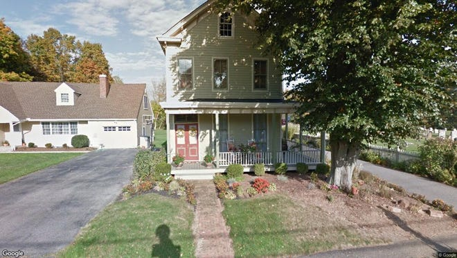 This Google Street View image shows the approximate location of 44 Hillside Road in Chester Borough. The property at this address changed hands in January 2020, when new owners bought the property for $415,000.