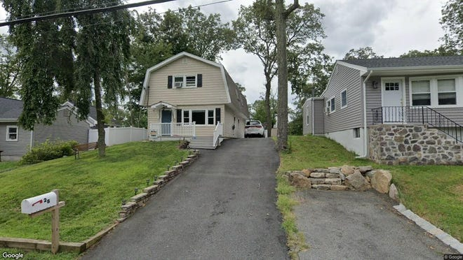 This Google Street View image shows the approximate location of 30 Cherokee Ave. in Rockaway Township. The property at this address changed hands in February 2020, when new owner bought the property for $265,000.