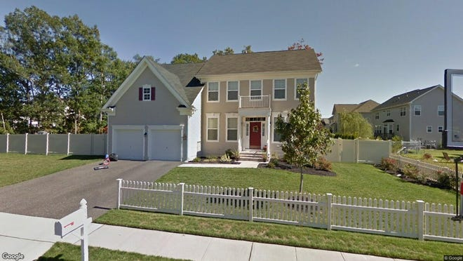 This Google Street View image shows the approximate location of 10 Cove St. in Barnegat. The property at this address changed hands in February 2020, when new owner bought the property for $368,500.