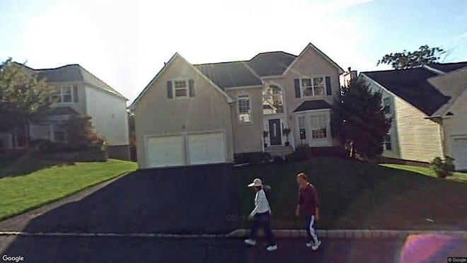 This Google Street View image shows the approximate location of 13 Wingate Way in Green Brook. The property at this address changed hands in January 2020, when new owners bought the property for $600,000.