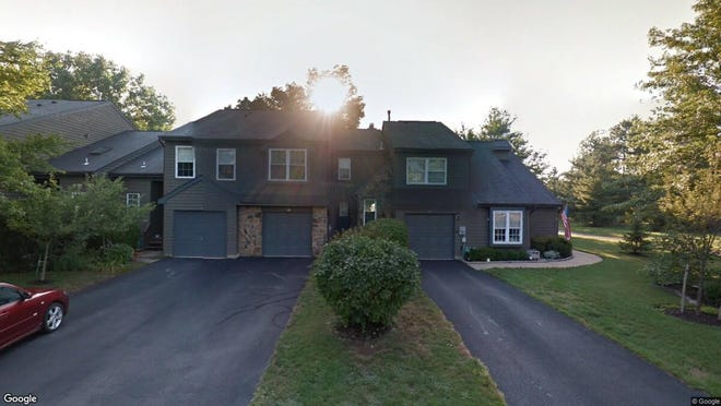 This Google Street View image shows the approximate location of 14-B Andover Circle in Montgomery. The property at this address changed hands in December 2019, when new owner bought the property for $307,500.