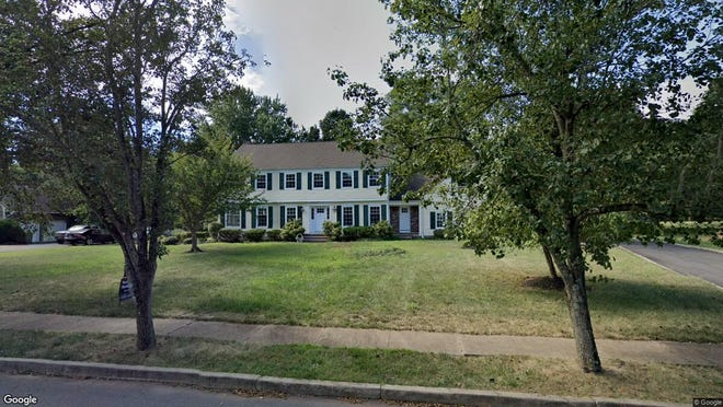 This Google Street View image shows the approximate location of 49 Meadow Run Drive in Montgomery. The property at this address changed hands in December 2019, when new owners bought the property for $575,000.