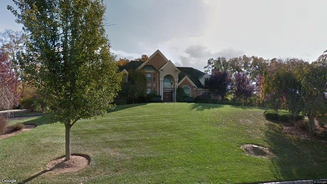 This Google Street View image shows the approximate location of 20 Thistle Lane in Warren. The property at this address changed hands in January 2020, when new owners bought the property for $1,475,000.