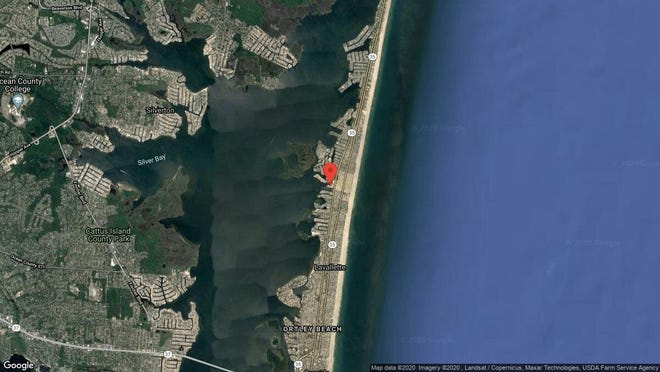 This aerial photo shows the approximate location of 220 Sailfish Way in Toms River. The property at this address changed hands in January 2020, when new owners bought the property for $620,000.