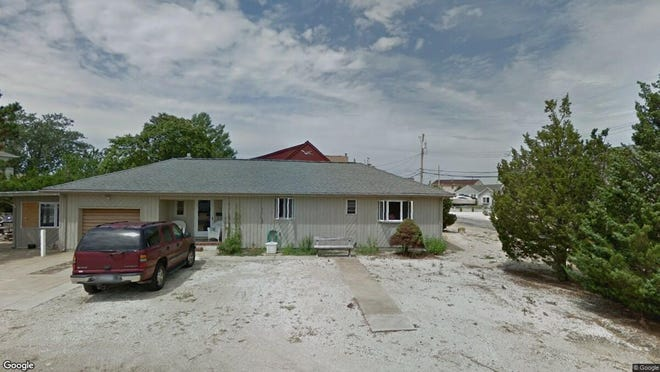 This Google Street View image shows the approximate location of 416 Tunney Ave. in Toms River. The property at this address changed hands in January 2020, when new owners bought the property for $425,000.