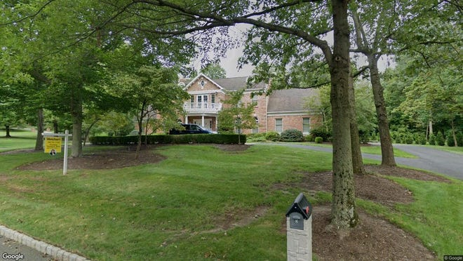 This Google Street View image shows the approximate location of 8 Chesterfield Drive in Warren. The property at this address changed hands in December 2019, when new owners bought the property for $990,000.