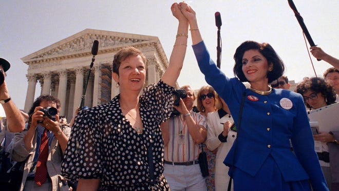 """""""AKA Jane Roe"""" interviews and profiles Norma McCorvey, the woman at the center of the ruling that struck down state laws banning abortion."""