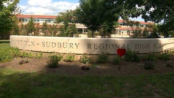 Lincoln-Sudbury Regional High School.