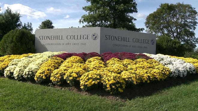 An undated file photo from Stonehill College.