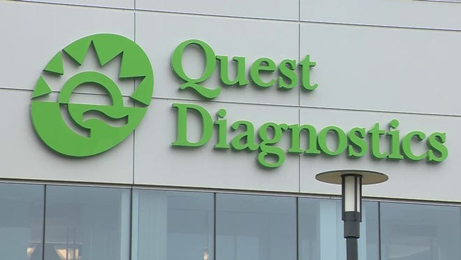 Quest Diagnostics announced Friday that the company's lab in Marlborough will be one of two facilities to begin pooling specimens for testing in a procedure approved by under an emergency use authorization by the U.S. Food and Drug Administration.