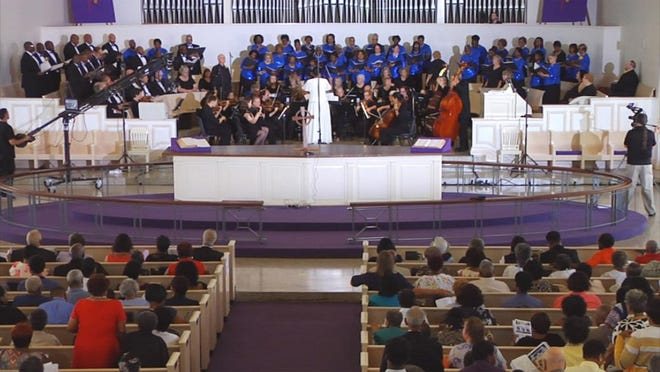 The Augusta Chorale, seen performing with Aiken Civic Orchestra at Paine College, has canceled performances for the fall for its 38th season because of the COVID-19 pandemic.