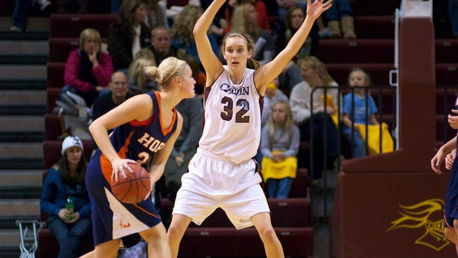 Carissa Verkaik was named to the D3 All-Decade Team.