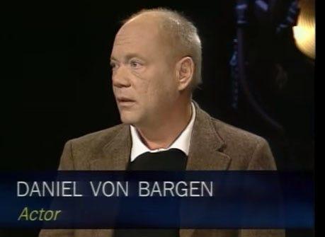 Daniel von Bargen recovery