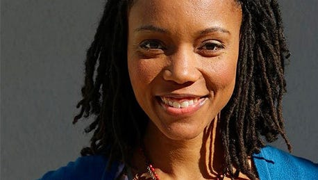 """Malkia Stampley directs a new staging of """"Black Nativity"""" at the Marcus Center."""