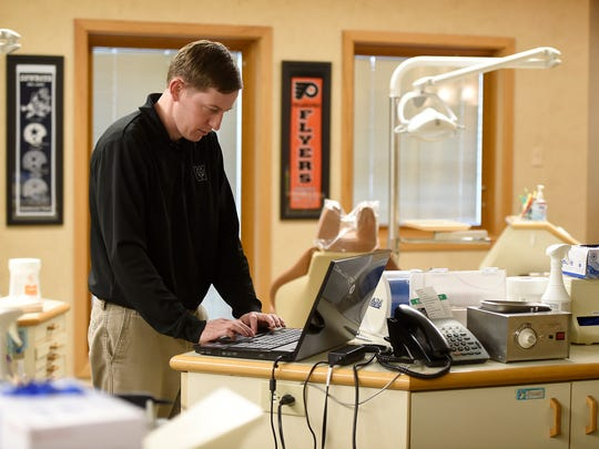 Wertz Orthodontics in Lebanon is leading a local chapter of Smile for a Lifetime. In collaboration with local school districts and dentists, it provides free orthodontic services to kids who wouldn't otherwise be able to afford it. Dr. Robert Wertz Jr. works with his wife, Lindsay Wertz, and articulated his desire to give back to the community.