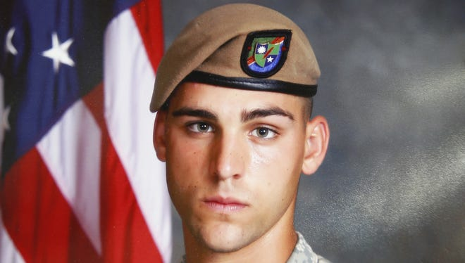 Zachary Adamson served four tours as an Army Ranger.  The investigation of his death has triggered a campaign to remove the Brown County coroner from office.