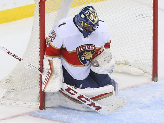 Panthers Roberto Luongo Blanks Devils For Fifth Place On All Time