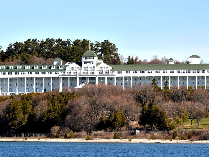 Mackinac Island's Grand Hotel is preparing for its