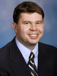 Michigan Democratic Party Chairman Brandon Dillon.