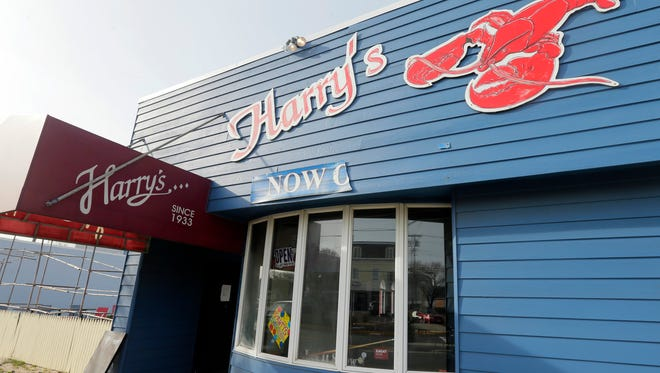 Harry's Lobster on Ocean Avenue in Sea Bright is shown Friday. The owner says the retaurant in closing because he's just getting too old and competition is rough.