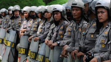 Indonesia wants more women to join the police. But invasive requirements, including virginity tests, are not making it easy.