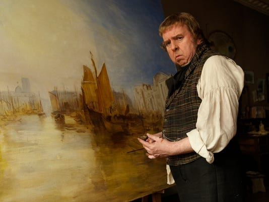 Film-Mr. Turner