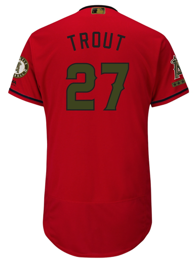 Check out the MLB's Memorial Day weekend uniforms for