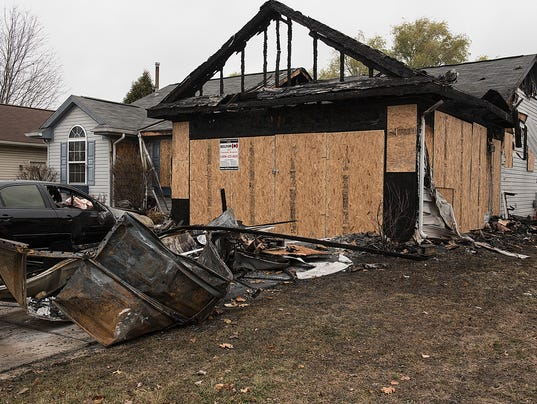 Community Rallies To Help Family Burned Out Of Home