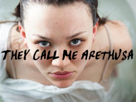 "Colie McClellan's one-woman show, ""They Call Me Arethusa,"""