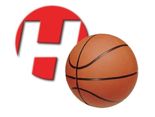 h logo blur