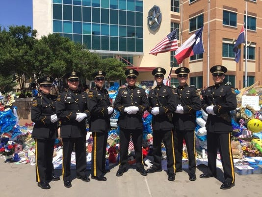 Honor Guard Dallas