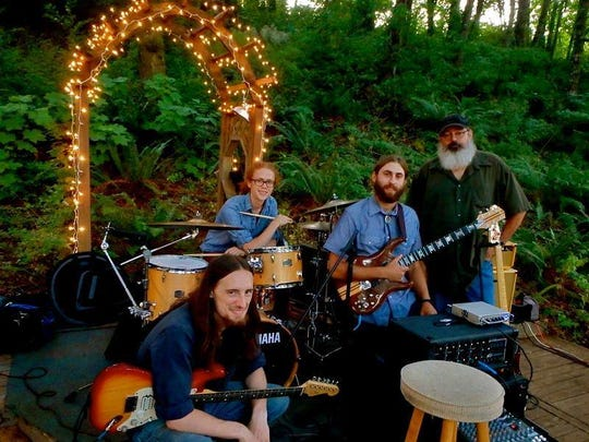 Blue Evolution plays blues, funk and R&B with a jazz twist. Catch them 6 to 9 p.m. Aug. 12 at Trinity Vineyards. $10.