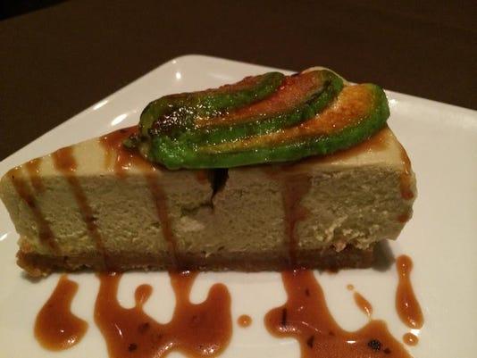 FUSE Avocado cheesecake.JPG