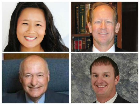 Li-Su Huang Javedan, D. Hugh Kinsey Jr., Alan Mandel and Karson Turner joined the board of trustees of the Southwest Florida Community Foundation.
