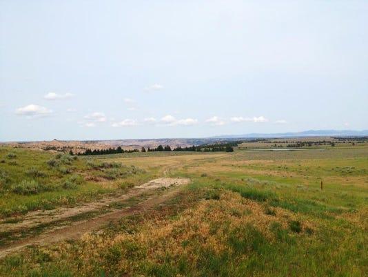 2 BLM land exchange