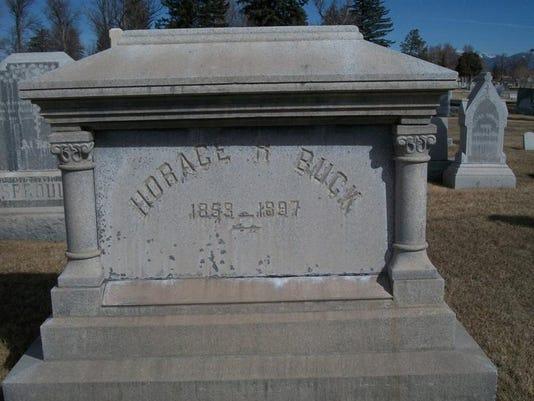 Buck Horace R. Gravestone.jpg