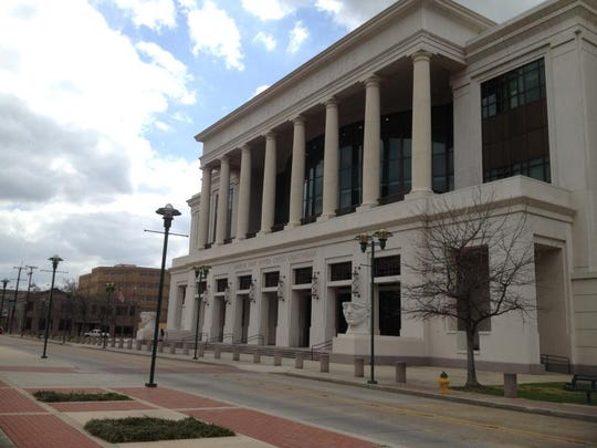 Federal court in Lafayette