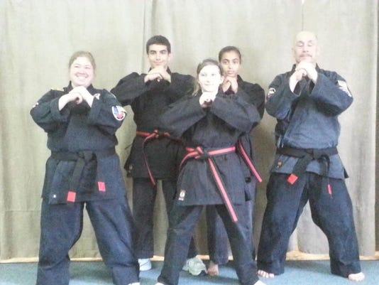 GCY Black Belts