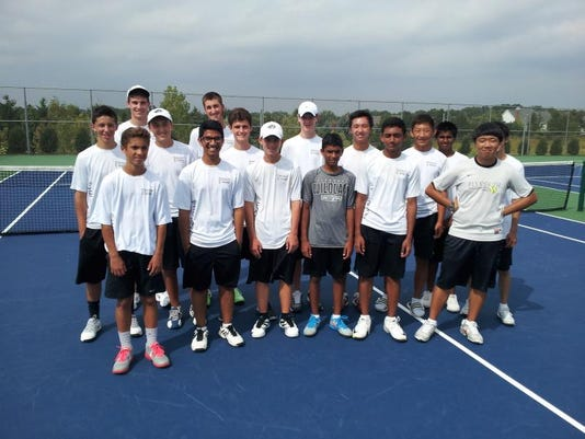 1 CP Plymouth tennis