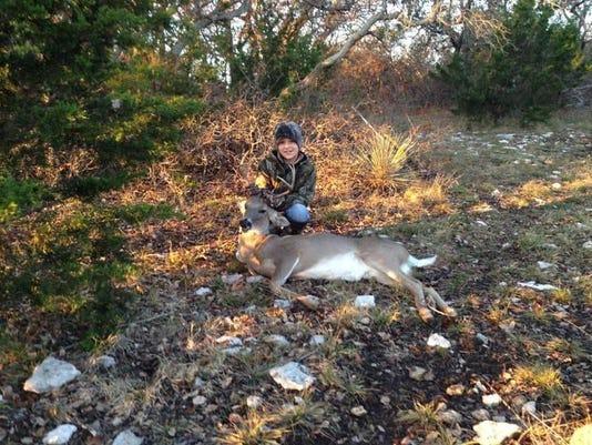 Tyler Wooldridge deer