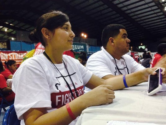 Fast Food Workers Convention