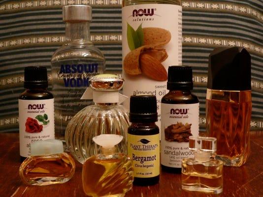 Crafts-Perfumes